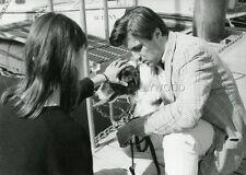 MYRIEM ROUSSEL JE VOUS SALUE MARIE JEAN-LUC GODARD 1985 VINTAGE PHOTO ORIGINAL 7