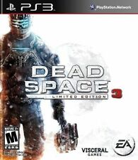 Dead Space 3 PlayStation 3 Video Game Brand NEW PS3 Mature EA visceral limited