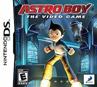 Astro Boy: The Video Game (Nintendo DS) Lite DSi xl 2ds 3ds xl