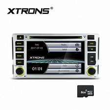 """6.2"""" Car DVD GPS Navigation For Hyundai Santa Fe 2006-2012 Headunit Stereo BT"""