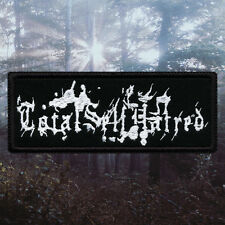 Totalselfhatred | Embroidered Patch | DSBM | Depressive / Suicidal Black Metal