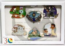 Disney Epcot Pixar Party 2016 Shorts Films 3-D 6 Pin Set LE 300 RARE CUTE