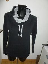 Damen Frauen Pullover Strick Pulli BENCH Größe XXL 2XL Schwarz