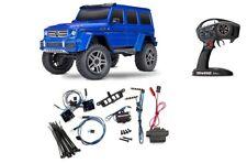 Traxxas 82096-4blue pour Fou Trx-4 Mercedes G500 4x4 Bleu 1 10 RTR Robot