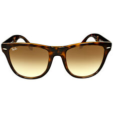 Ray-Ban Wayfarer Tortoise Frame Folding Sunglasses RB4105-710/51-54
