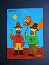 The Simpsons TV & Movies 1990s Collectable Trading Cards