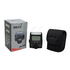 Meike MK-300 TTL Mini LCD Speedlite Flash Light USB MK300 For Canon DSLR Camera