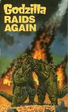 Godzilla Raids Again [Dvd] Manufactured On Demand Region 1 Anguirus Fire Monster