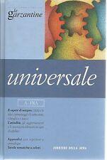 ENCICLOPEDIA UNIVERSALE LE GARZANTINE - Vol. I A-Fra - ED. 2006