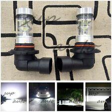 Premium 9006 HB4 6000K White 55W Canbus CREE LED Conversion Bulbs Kit Fog Light