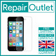 Tempered Glass Screen Protector For iPhone 5s  UK Stock TOP Quality