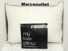 Department Store 800 Fill Power My Luxe 2 Goose Down Pillows QUEEN Medium Firm