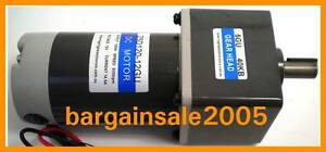 New Heavy Duty, Low Noise 12 V DC Geared Motor 82  RPM 40K High Quality