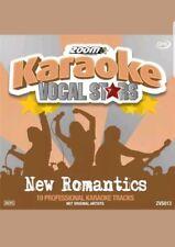 Zoom stelle vocale KARAOKE CDG New Romantics 19 tracce Top
