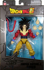 Dragon Ball Stars Series 9 ~ SUPER SAIYAN 4 (IV) GOKU FIGURE ~ Bandai DBS DBZ