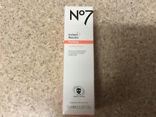 No7 INSTANT RESULTS Purifying Heating Mask Deep Pore Cleansing 75ml Brand New