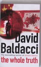 DAVID BALDACCI _____ THE WHOLE TRUTH _____ SHOP SOILED __ FREEPOST UK