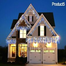 Icicle Snowing Effect Lights Christmas Xmas LED 960/720/480/1200/ Outdoor/Indoor