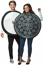 Adult Couples Oreo Cookie Sweet Treat Party Funny Costume Gc3714