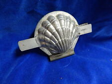 MOULE A CHOCOLAT ANCIEN / Old chocolate mold - COQUILLAGE / Shell