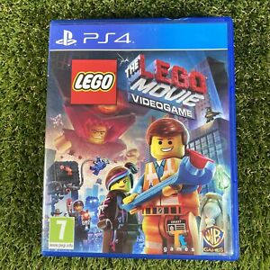 The Lego Movie Video Game - Sony Playstation 4 PS4 - Fast Dispatch
