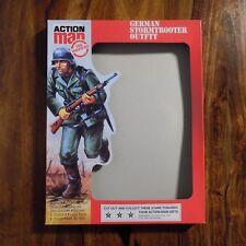 Vintage Action Man 40th Anniversary German Stormtrooper Rare Recalled Misprint