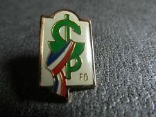 RARE PINS PIN'S - CADUCEE - MEDECINE - PHARMACIE - SYNDICAT FO - BIOLOGIE