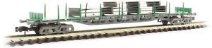 Arnold HN6406 RENFE Rgs Flat Wagon w/Steel Slab Load V - N Gauge