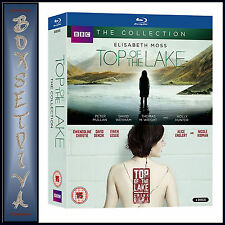 TOP OF THE LAKE - THE COLLECTION - SEASON 1 & 2 *BRAND NEW BLU-RAY