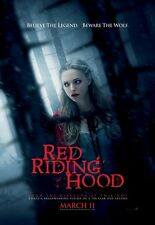 Red Riding Hood movie poster (c) : 11 x 17 inches - Amanda Seyfried poster