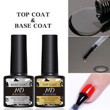 8ml MAD DOLL Nail Base Top Coat Gel Polish Soak Off Nail Art Varnish Decoration