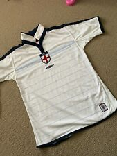 Umbro Jersey England Soccer Football Reversible 2003 2005 Mens Small