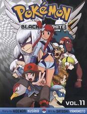 Pokémon Black and White, Vol. 11 by Hidenori Kusaka (2013, Paperback)