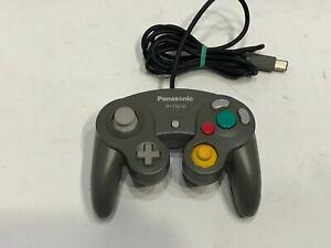 Panasonic Gamecube Controller SH-TGC10 Nintendo Official Color Grey JAPAN