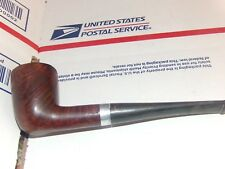 NOB HILL  IMPORTED BRIAR vintage tobacco pipe smoking pipe LOT#79