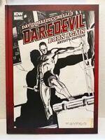 MARVEL DAREDEVIL BORN AGAIN IDW OVERSIZED HARDCOVER ARTIST EDITION