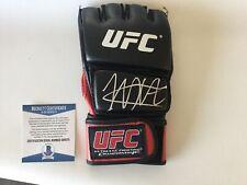 Khabib Nurmagomedov The EAGLE  Signed Autographed UFC Glove Beckett BAS COA jj
