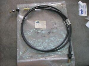 Ford Granada 1/1985-2/92 Cable accelerator pedal DOHC petrol 2,0 6720358 6187715