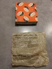 1970s RICE PAPER PROPER CARE OF YOUR CASE XX POCKET KNIFE sheet with 6 pc. Box