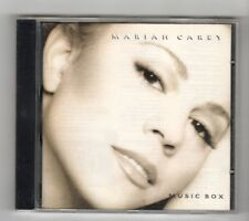 (IE161) Mariah Carey, Music Box - 1993 CD