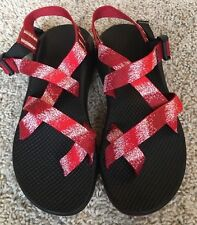 Chaco Z2 Yampa Sandal - Adjustable Straps - Women's 7 - Spirit RXW -Rouge - New!
