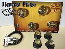 Jimmy Page style Les Paul pre-wired wiring harness PUSH/PULL