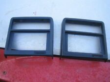 TOYOTA MR2 MK1 radio surround fascia dash trim panel rare finisher