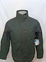NEW Kuhl Men's Burr Raven Full Zip Jacket Coat Size 2XL