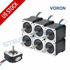 Stepperonline Nema 17 Stepper Motor Kit For Voron Afterburner 3d Printer Motor