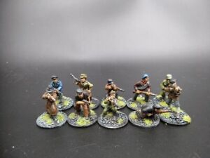 Well Painted Bolt Action Partisans 10 pcs