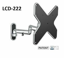 "Premium Aluminum Full-motion Wall Mount For most 23"" to 42"" Lcd flat panel Tvs"