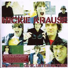 """MICKIE KRAUSE """"10 JAHRE GUTE UNTERHALTUNG"""" CD NEU"""