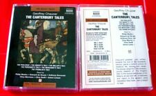 Geoffrey Chaucer The Canterbury Tales 3-Tape Audio Philip Madoc/Anton Lesser++