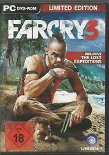 Far Cry 3 - Lost Exp Edition (PC 2012 Nur der Uplay Key Download Code) Keine DVD